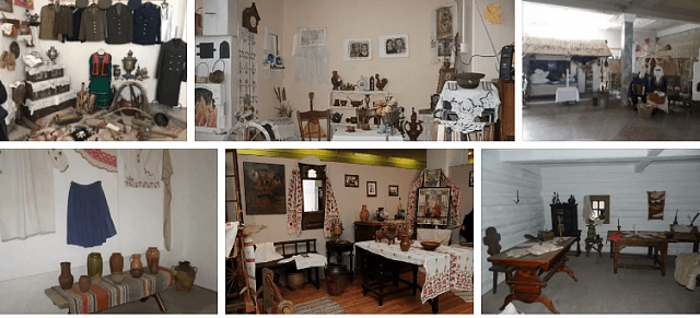Гостевой Дом Мария музей казачества